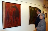HACETTEPE ÜNIVERSITESI - Sanko Sanat Galerisi'nde Sergi Açılışı
