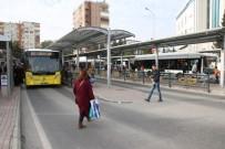 GÜZERGAH - Şanlıurfa'da Otobüsler 24 Saat Çalışacak
