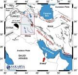 DEPREM - SAÜ AYM İran Depremi Hakkında Açıklamalarda Bulundu