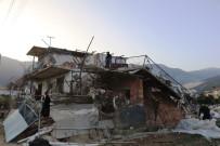 BEYMELEK - Seraları Zarar Gören Çiftçiler Devletten Gelecek Maddi Yardımı Bekliyor