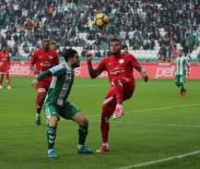 KONYASPOR - Süper Lig Açıklaması Atiker Konyaspor Açıklaması 0 - Antalyaspor Açıklaması 0 (İlk Yarı)