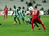 KONYASPOR - Süper Lig Açıklaması Atiker Konyaspor Açıklaması 1 - Antalyaspor Açıklaması 1 (Maç Sonucu)