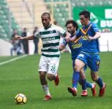 SELÇUK ŞAHİN - Süper Lig Açıklaması Bursaspor Açıklaması 0 - Göztepe Açıklaması 0 (Maç Sonucu)