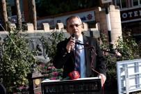 DENIZ PIŞKIN - Tosya'da 5 Bin Kişi Aynı Anda Kitap Okudu
