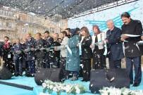 ÖZDEMİR ÇAKACAK - TÜGVA Eskişehir İl Başkanlığı Açıldı