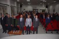 İSTIKLAL MARŞı - Türk Büro-Sen Sinop'ta Bir Araya Geldi