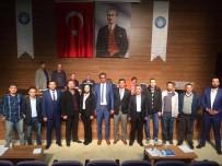 TÜRK EĞITIM SEN - Türk Eğitim Sen Nevşehir Şubesinde Görev Dağılımı Yapıldı