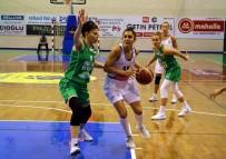 SAYıLAR - Türkiye Kadınlar Basketbol Ligi Açıklaması Edremit Bld. Gürespor Açıklaması 73 - Bursa Bşb. Budo Açıklaması 63