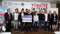 SATRANÇ - Türkiye Satranç Şampiyonası Devam Ediyor