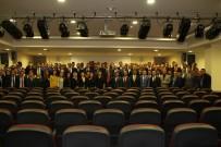 YÜZÜNCÜ YıL ÜNIVERSITESI - Van'da Eğitim Alan Uzlaştırmacılara Sertifikaları Verildi
