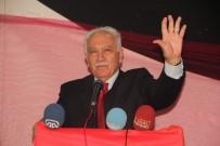 12 EYLÜL - Vatan Partisi Genel Başkanı Doğu Perinçek, NATO'yu Sert Bir Dille Eleştirdi
