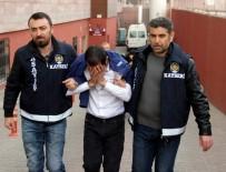 KAMERA KAYDI - Vatandaşı 1 Milyon TL Dolandıran Şahıslar Özel Ekipler Tarafından Yakalandı