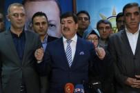 BERABERLIK - AK Parti Diyarbakır İl Başkanı Kongrede Aday Olmayacak