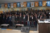 KANAAT ÖNDERLERİ - Ak Parti Midyat Gençlik Kolları Gökçe'ye Emanet