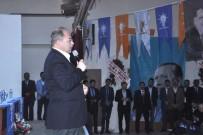RECEP AKDAĞ - Ak Parti Pasinler İlçe Başkanlığına Hanifi Timurlenk Seçildi