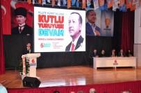 AHMET ÖZTÜRK - AK Parti Tokat Merkez İlçe Başkanı Ahmet Öztürk Oldu