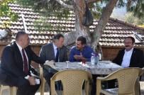 CENGIZ ERGÜN - Akhisar'ın Mahalleleri Yenileniyor