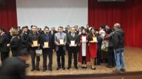 ANADOLU İMAM HATİP LİSESİ - Alaplı Anadolu İmam Hatip Lisesi Ödülünü Amasya'da Aldı