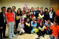TÜRKAN SAYLAN - Bağımsız Mutluluk Merkezi'nden'Güneş Kasabası Sirki' Oyunu