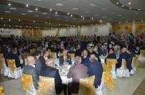 AK PARTİ İL BAŞKANI - Bakan Tüfenkci  TSO Başkanı Erkoç'un  Kızının Düğününe Katıldı