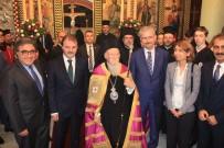 ORTODOKS KILISESI - Bartholomeos'dan Erdoğan'a 'Aya Yorgi' Teşekkürü