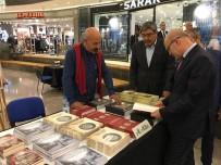 RıDVAN FADıLOĞLU - Başbakan Yardımcısı Şimşek Ali Atalar'ın Kitap İmza Standını Ziyaret Etti