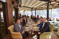 SANAYİ SİTESİ - Başkan Çerçi Yunusemre'nin Yeni Projelerini Anlattı