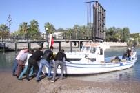 HALUK ŞIMŞEK - Belekli Balıkçılar 15 Gündür Denize Açılamıyor