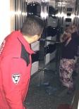 Burhaniye'de Asansörde Mahsur Kalan Kadını İtfaiye Kurtardı