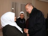 EMINE ERDOĞAN - Cumhurbaşkanı Erdoğan'dan Eren Bülbül'ün ailesine ziyaret