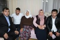Cumhurbaşkanı Erdoğan'ın Şehit Eren Bülbül'ün Ailesine Ziyaretinde Duygusal Anlar Yaşandı