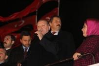 BİZ GELDİK - Cumhurbaşkanı Erdoğan, Şehit Eren Bülbül'ün Ailesini Ziyaret Etti