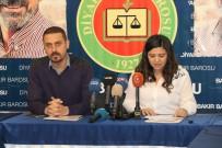 DİYARBAKIR BAROSU - Diyarbakır Barosu Çocuklara Yönelik Hak İhlallerini Açıkladı
