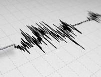 DEPREM - Ege Denizi'nde 4,2 büyüklüğünde deprem