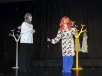 HAYVAN HAKLARı - Eğitim Tiyatrosu Çocuklarla Buluştu