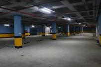 GÜNDOĞDU - Eyüpsultan'da Çırçır Mahallesi'ne 7 Bin 323 Metrekarelik Yeni Zeminaltı Otoparkı