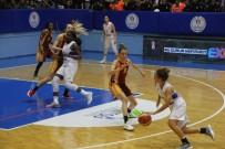 MERVE AYDIN - Galatasaray Kadın Baskette De Kaybetti