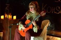MÜZİK FESTİVALİ - Gitarist Galina Vale Kuşadası'nda Konser Verdi
