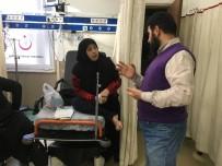 ESENYURT DEVLET HASTANESİ - Hastaneye Gelen Mültecilere Tercümanlı Hizmet