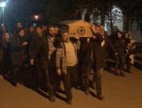 TERÖRİSTLER - HDP'li vekiller terörist cenazesinde