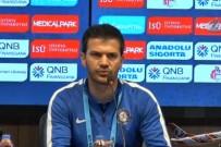 OSMANLISPOR - 'İki Defa Öne Geçtiğimiz Maçı Berabere Bitirebilirdik'