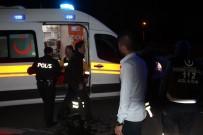 KÜÇÜK KIZ - Kaza Yapan Sürücü Kızını Yanına Almadan Ambulansa Binmedi