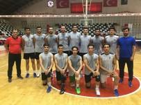PAYAS - Malatya Büyükşehir Belediyespor Voleybol Takımı 3-0 Mağlup Oldu