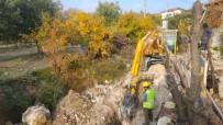 Manisa'da Altyapı Çalışmaları Hız Kazandı
