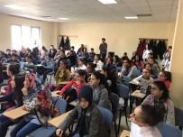 DEPREM - Melikgazi Çocuk Meclisi Öğrencilerine Arama-Kurtarma Eğitimi Verildi