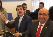 DIŞ POLİTİKA - Milletvekili Aydemir Açıklaması 'Seçilmişiz Diye Polise Hakaret Etmek Haddi Aşmaktır'