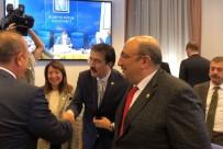 DIŞ POLİTİKA - Milletvekili Aydemir, Dışişleri Bütçesinde Konuştu