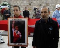 EDIRNEKAPı - Valerios Leonidis Açıklaması 'Dünya İçin Büyük Kayıp'