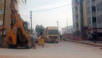 19 MAYıS - Pazar Sabahı 07.30'Da Çalışmaya Başlayan İşçiler Mahalle Sakinlerini Çileden Çıkardı