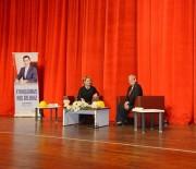 KATKI MADDESİ - Prof. Dr. Canan Karatay Açıklaması 'Kaya Tuzu Beyaz Altındır'